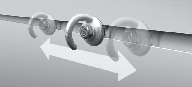 Anssems BSX bindrail nethaken