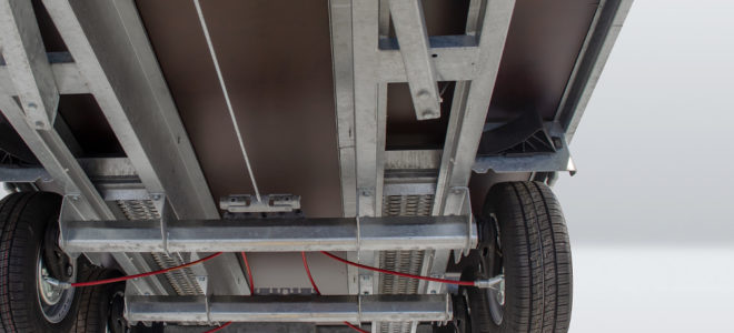 Anssems ASX laadvloer constructie