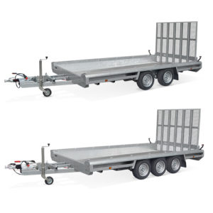 Hulco Terrax Machinetransporters