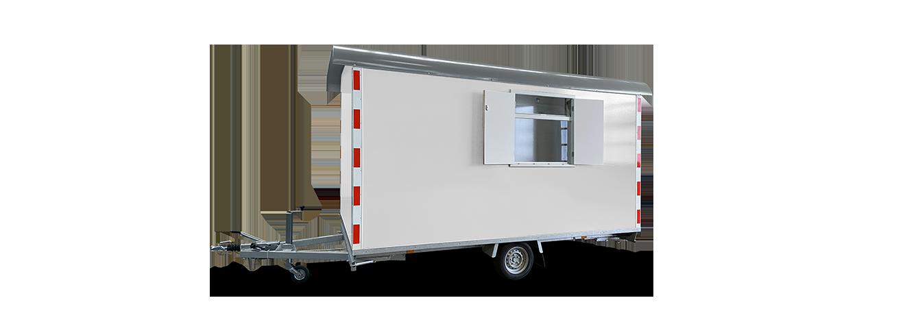 Anssems PTS 1400 schaftwagen