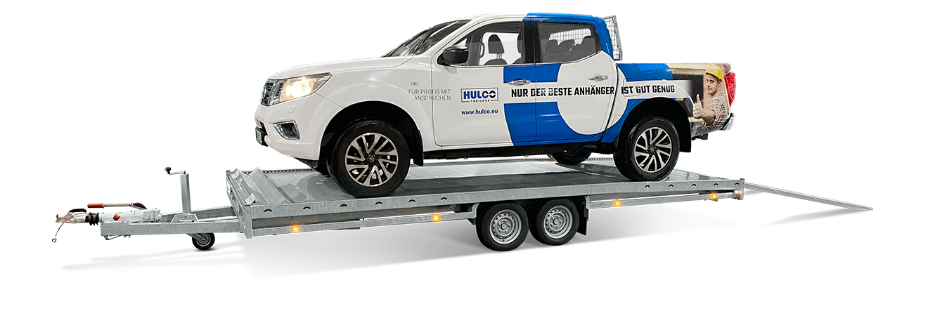 Hulco Carax Multitransporter tandem