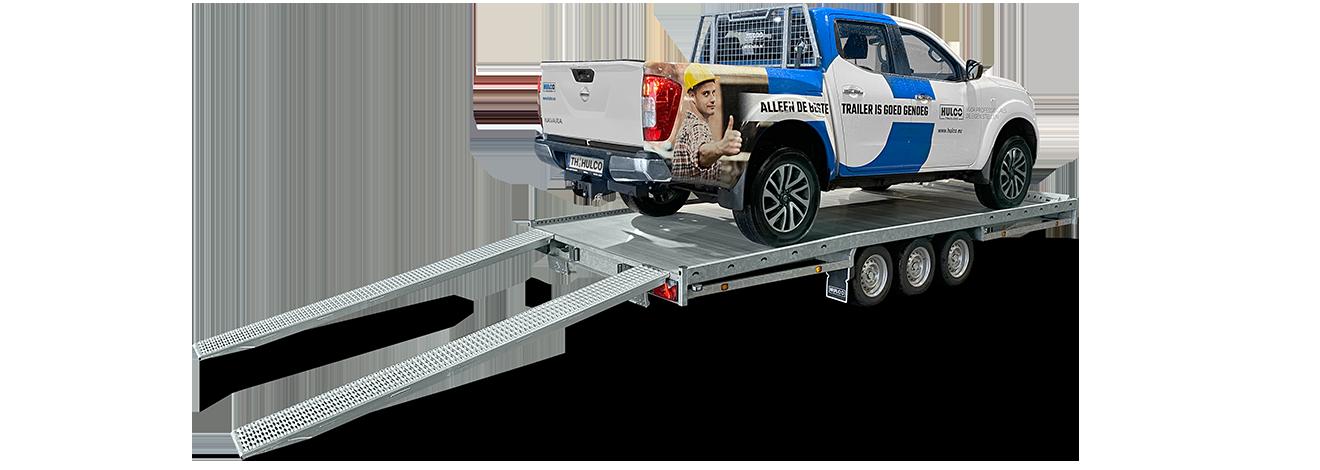 Hulco Carax Multitransporter tridem
