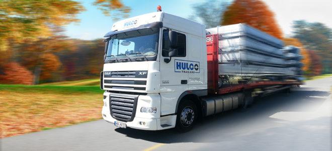 Hulco eigen transport
