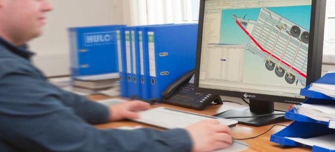 Hulco 3D-design