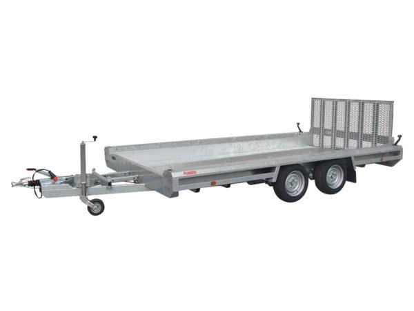 Hulco Baumaschinentransporter gebremst TERRAX-2-3000-394x180