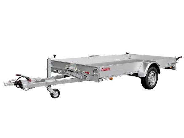 Anssems PKW-Transporter-Fahrzeugtransporter gebremst AMT-1200-340x170