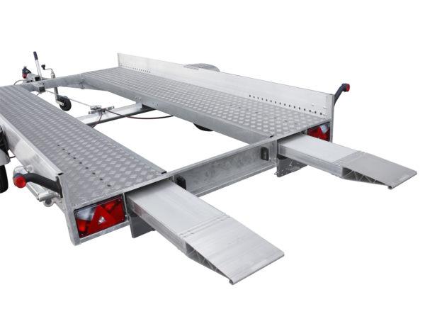 Anssems Anhänger PKW-Transporter-Fahrzeugtransporter gebremst AMT-1300-400x188-ECO
