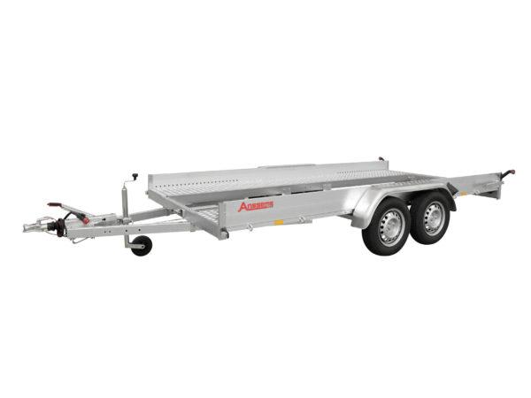Anssems PKW-Transporter - Fahrzeugtransporter gebremst AMT-2000-400x188-ECO