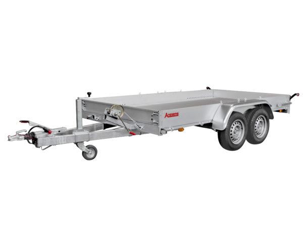 Anssems PKW-Transporter - Fahrzeugtransporter gebremst AMT-2500-340x180