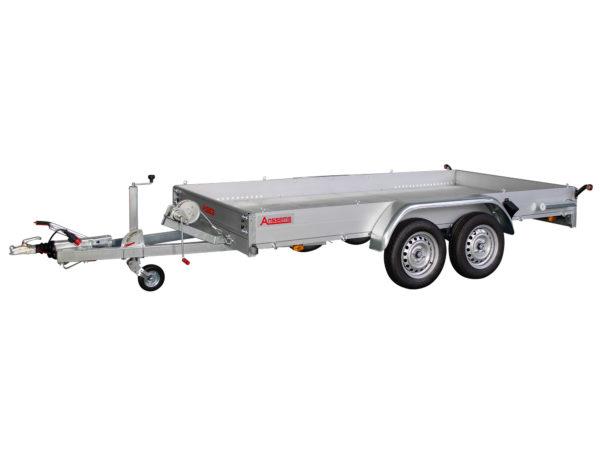 Anssems PKW-Transporter-Fahrzeugtransporter gebremst AMT-3000-507x200