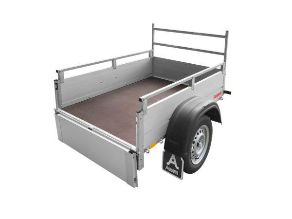 Anssems Anhänger Tieflader ungebremst GT-500-151x101-R