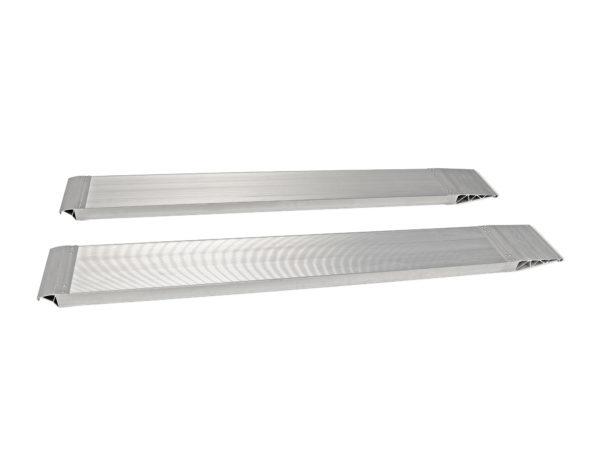 Anssems Zubehör Auffahrrampen Aluminium 250 cm (Satz)
