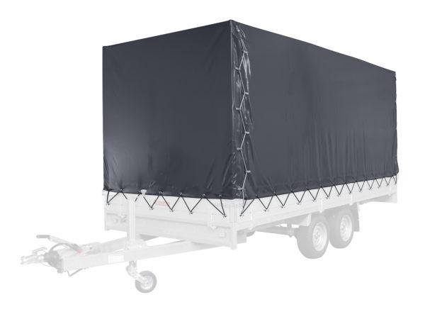 Anssems Zubehöre PSX Hochplane mit Gestell 405x178x210 cm