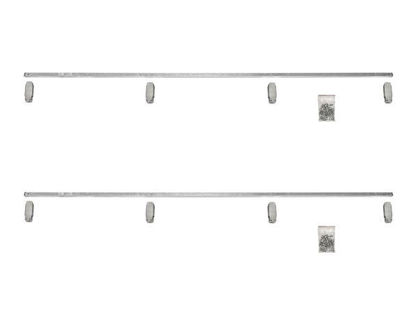 Anssems Zubehör GT-O Reling GT 301 cm
