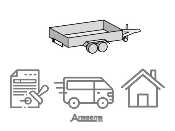 Anssems.com Fahrzeugbrief vorab schicken