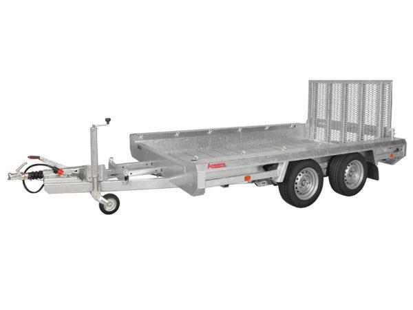 Hulco Baumaschinentransporter gebremst TERRAX-2 3000-294x150